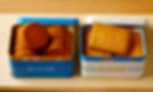 常溫餅乾禮盒是人氣商品,皆為日圓3,240元(含稅)。