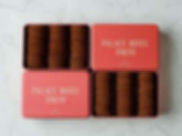 肉桂餅乾禮盒日幣3,780元(含稅)。