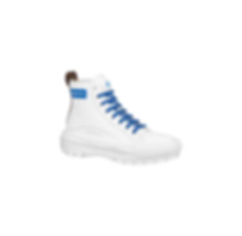 Louis Vuitton LV Squad系列帆布鞋,NT32,500