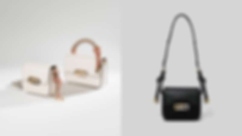 Marc Jacobs Mini The J Link,售價NT$18,900(註:左圖左方為Mini The J Link、右方為正常尺寸的The J Link)