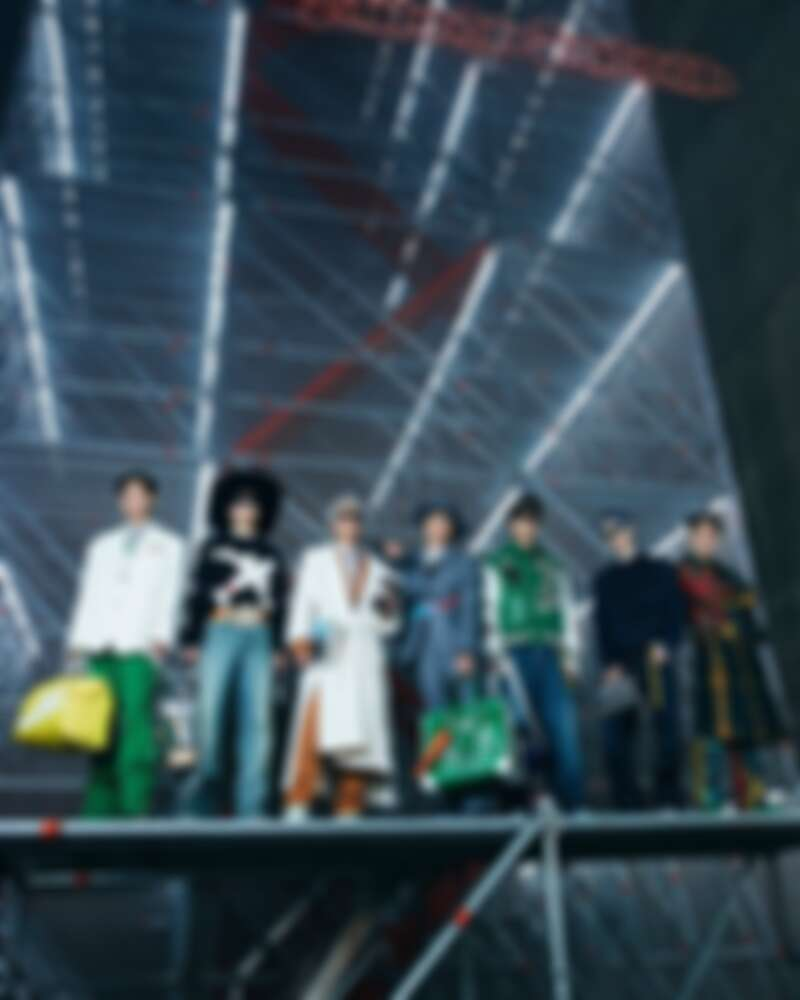 Louis Vuitton品牌大使BTS