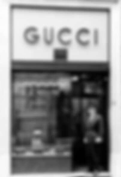 Gucci 第二代傳人 Aldo Gucci