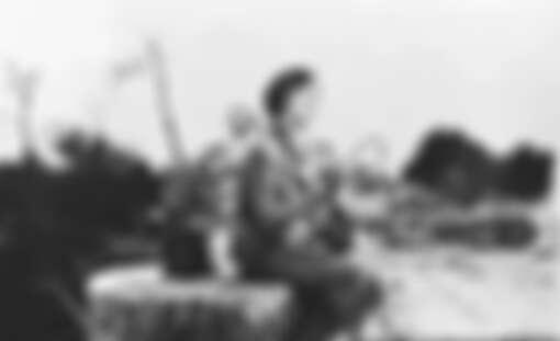 英格麗.褒曼在《義大利假期》中經典的一幕