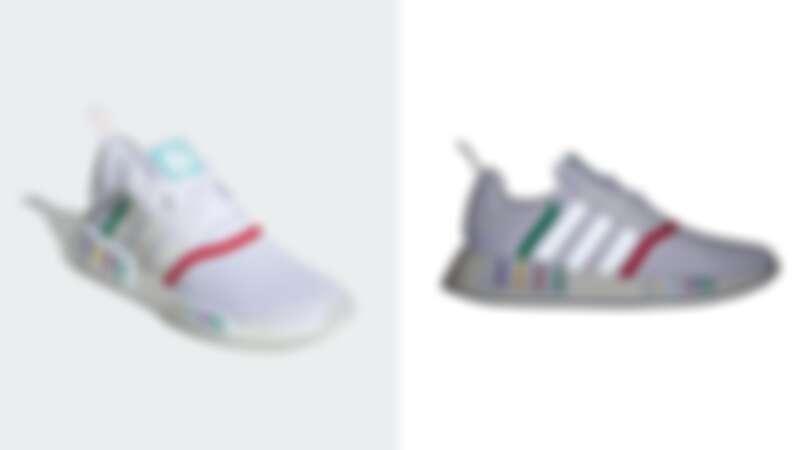 adidas Originals x Disney ∙ Pixar NMD運動鞋(白),NT$5,690