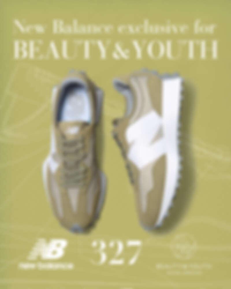 New Balance X Beauty&Youth NB327,NT2,980