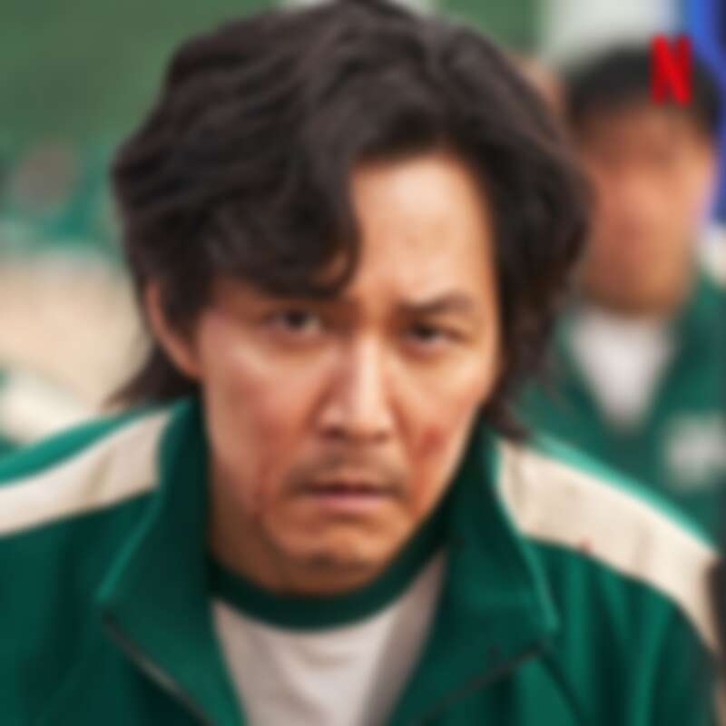 李政宰、朴海秀《魷魚遊戲》