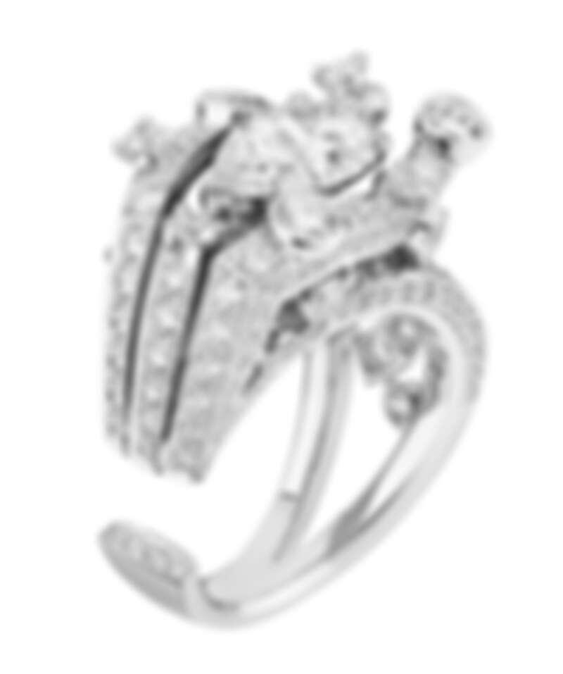 N°5 頂級珠寶系列 Ribbon N°5 戒指,Chanel。