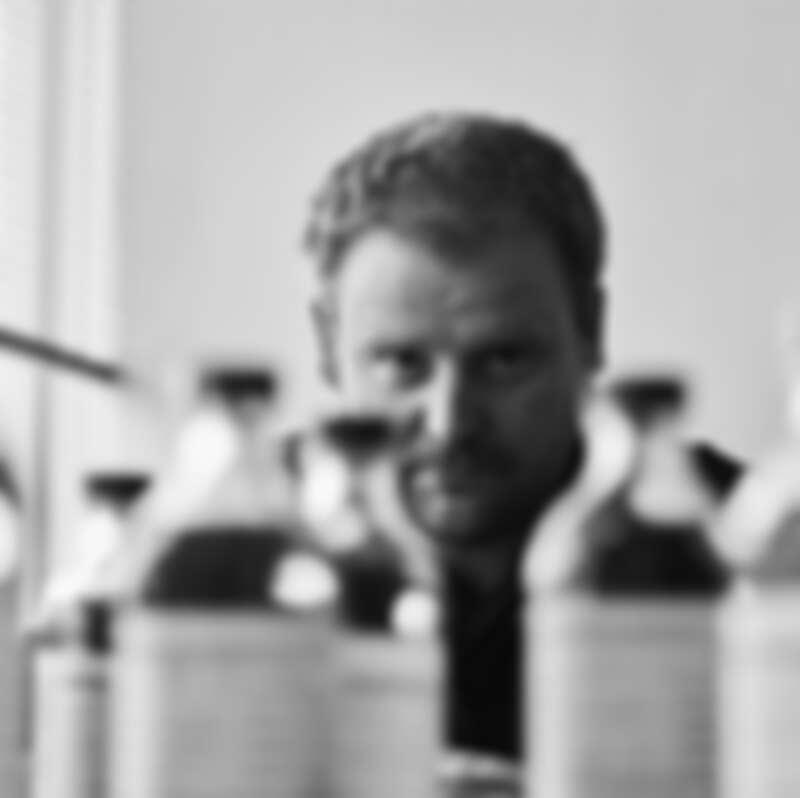 Bruichladdich 布萊迪最重要的靈魂推手首席調酒師亞當漢特(Adam Hannett )。