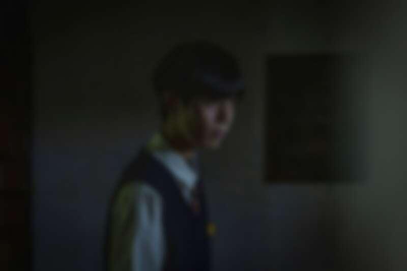 金素慧、鄭允錫《韓國校園恐怖怪談:點名沒到的學生》