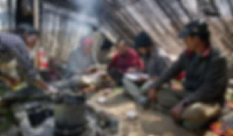 來自尼泊爾的仁澤•普布•拉馬 (Rinzin Phunjok Lama),於尼泊爾跨喜馬拉雅地區,推動當地民眾參與保護全球瀕危哺乳動物的家園 (1) ©Tashi R. Ghale