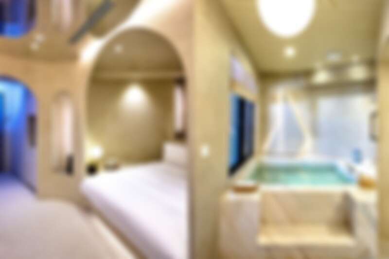 山寺 Yamadera 套房曾經兩度獲得國際室內設計大獎。