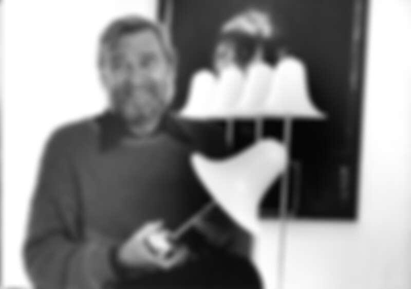 Verner Panton 一直都專注於新技術與創新。