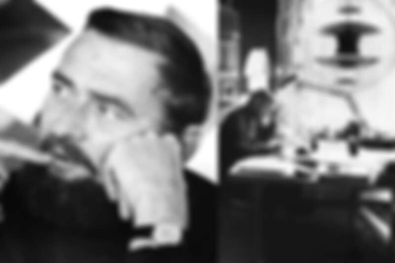 Verner Panton 被譽為丹麥20世紀最具影響力的傢俱與室內設計師。