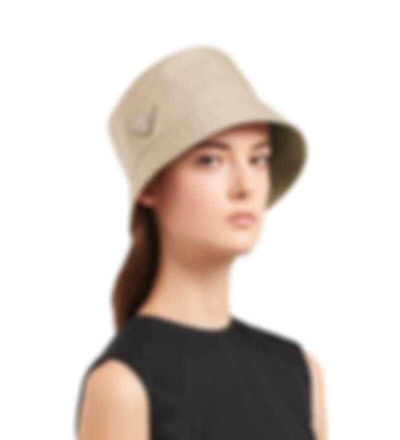 Prada 尼龍漁夫帽,NT14,500