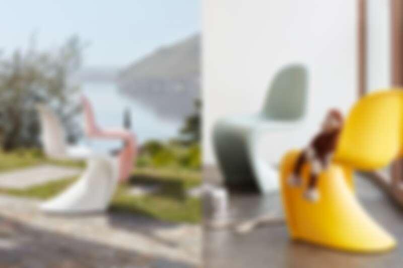 Vitra Panton Chair 2021年新色。