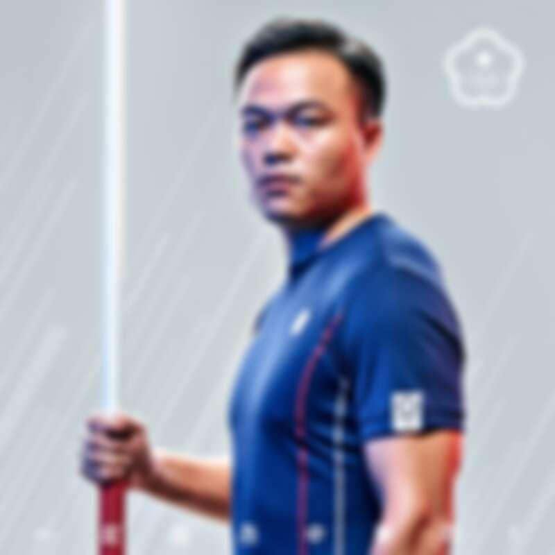 2021東京奧運田徑中華隊代表選手-鄭兆村