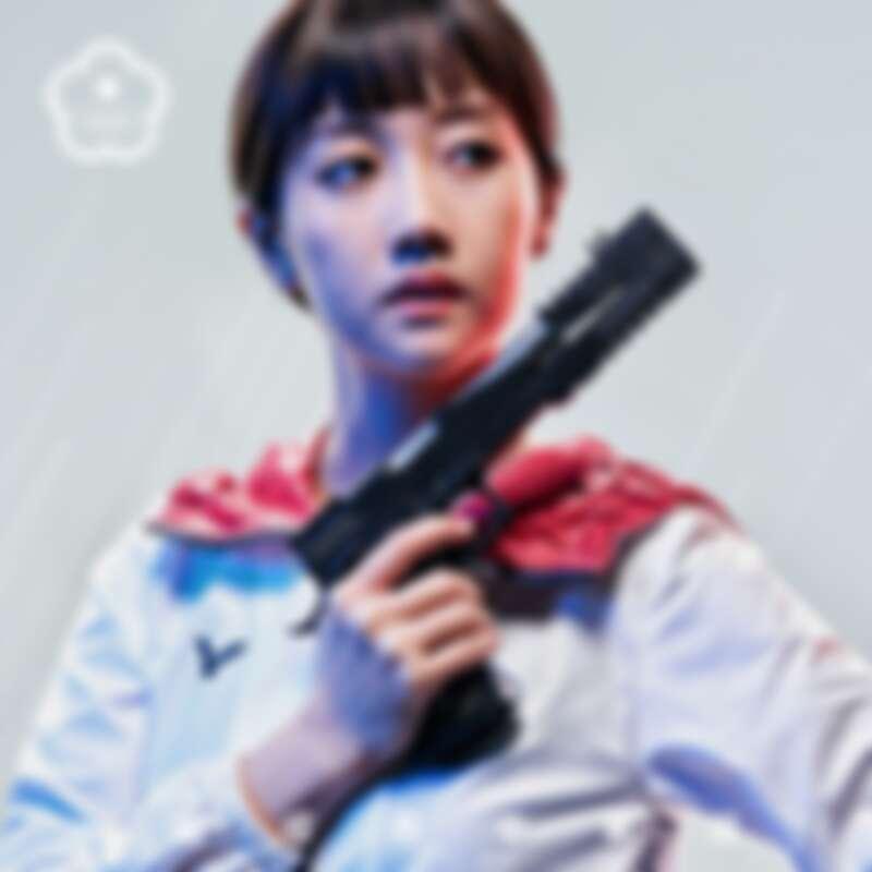 2021東京奧運射擊中華隊代表選手-吳佳穎