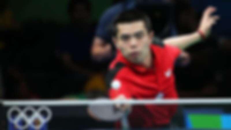 2021東京奧運桌球中華隊代表選手-莊智淵