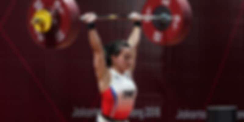 2021東京奧運舉重獲得金牌
