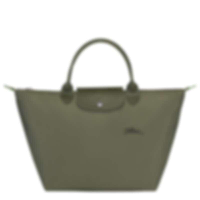 Le Pliage Green系列 手提包 M (森林綠),NT4,200