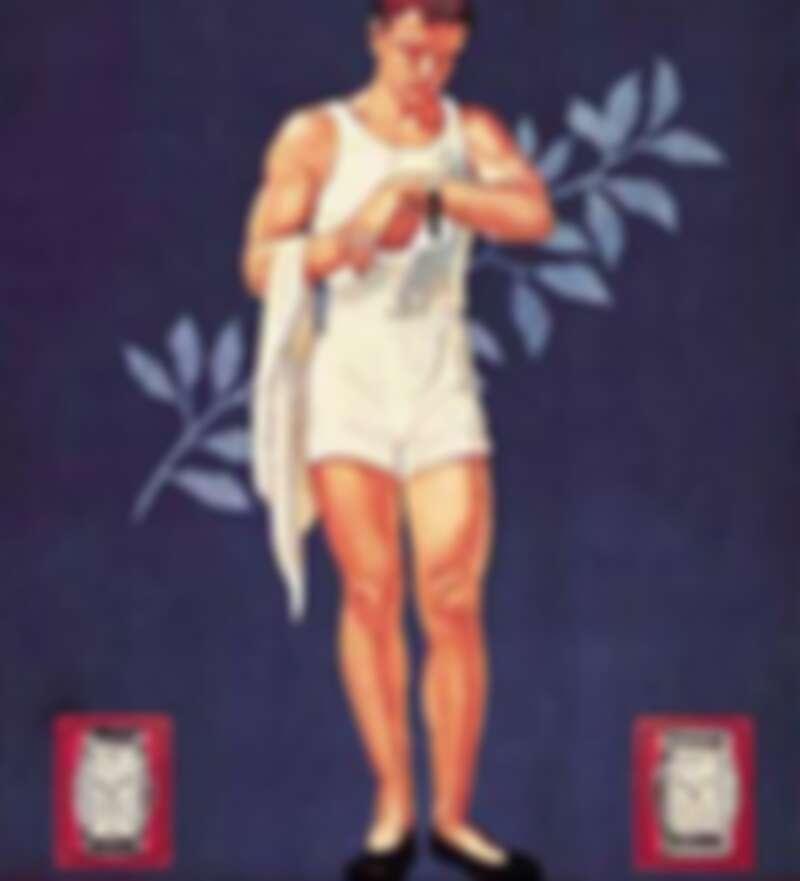 歐米茄Omega過往的奧運廣告