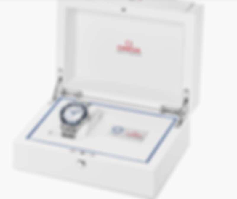Omega歐米茄 海馬系列 潛水300米系列 同軸擒縱42毫米大師天文台手錶