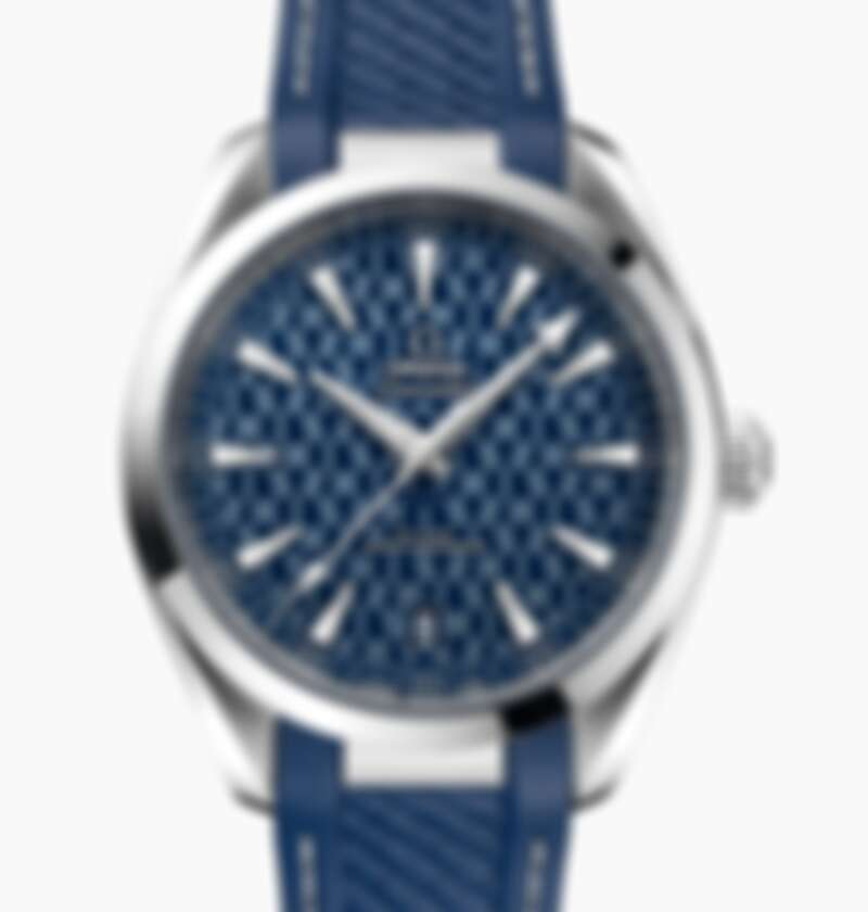Omega歐米茄 Aqua Terra 150米系列 同軸擒縱41毫米大師天文台手錶(限量版)