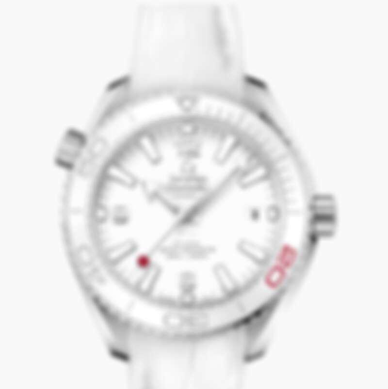 Omega歐米茄 海馬系列 Planet Ocean 600米 同軸擒縱39.5毫米大師天文台手錶(限量版)