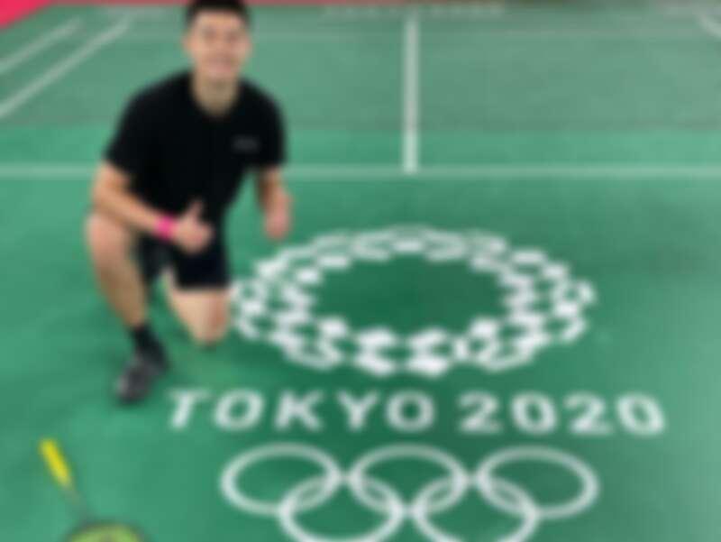 王齊麟與李洋獲得台灣羽球男雙史上第一面金牌