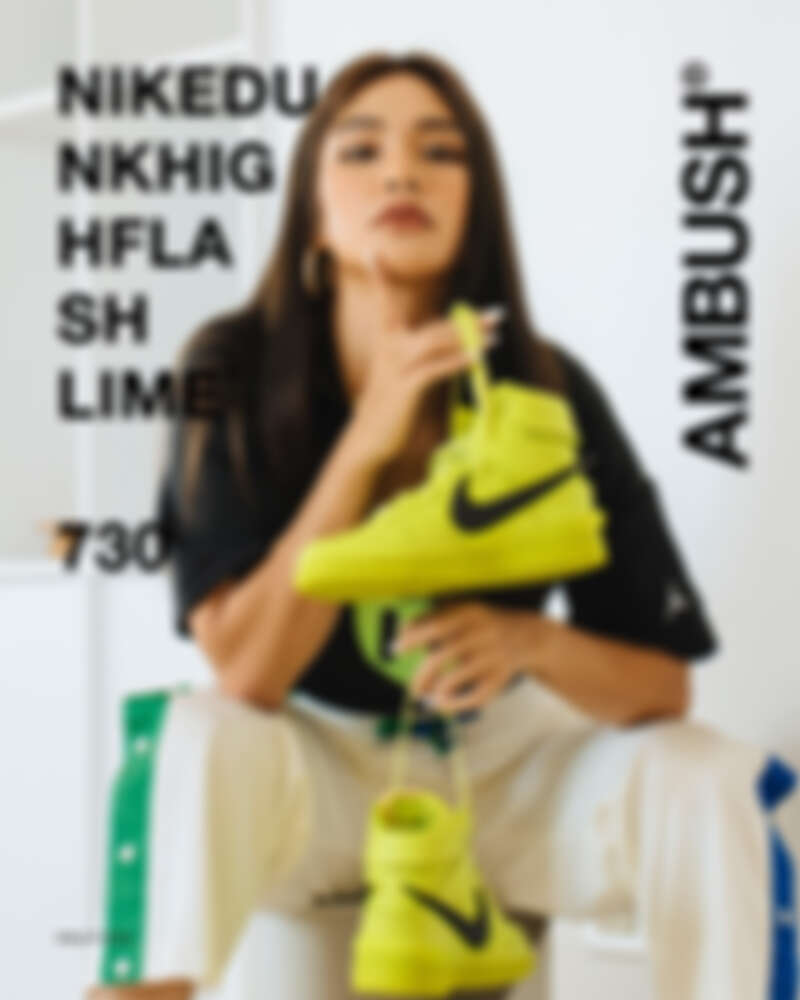 Nike X Ambush聯名系列