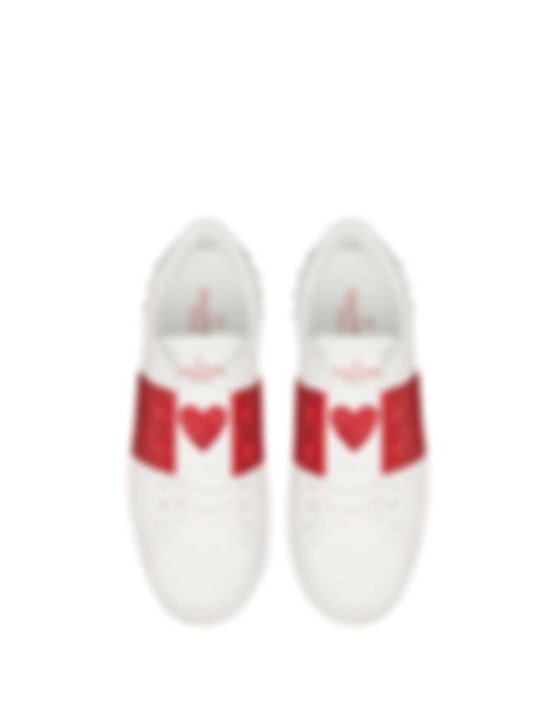 心形水鑽裝飾運動鞋,NT32,200