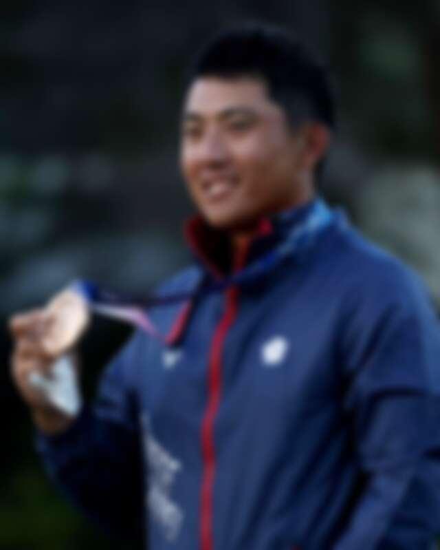 潘政琮奪下2021東京奧運高爾夫球銅牌