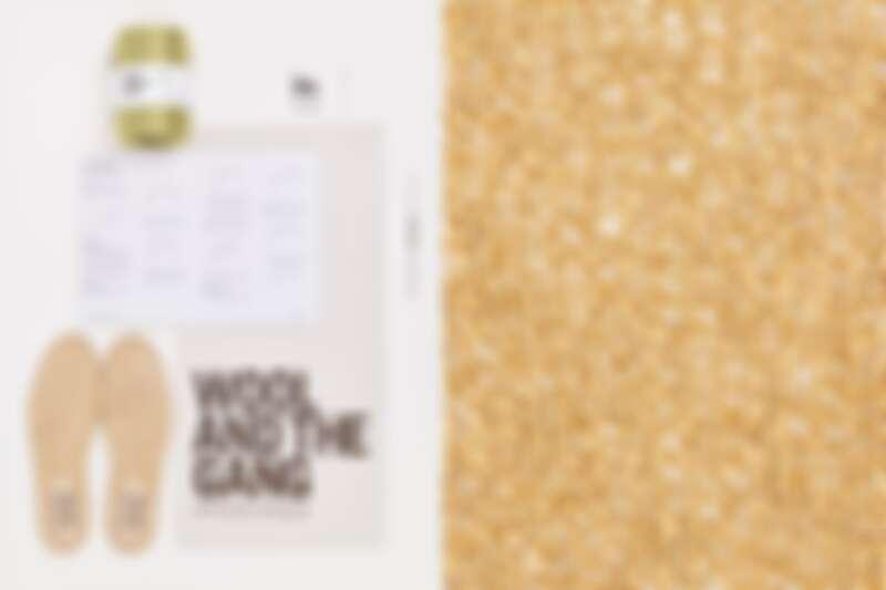 材料包內容與線材編織面細節。