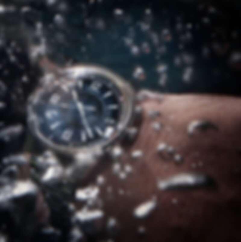 2020年推出的Polaris系列 Mariner Memovox潛水響鬧手錶