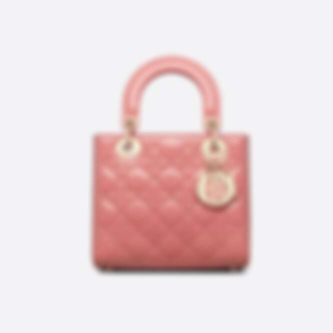Dior 小型漆面Lady Dior,NT135,000