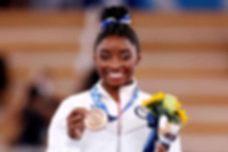 ▲拜爾絲拿下銅牌才透露退賽原因。(圖/Getty Images)