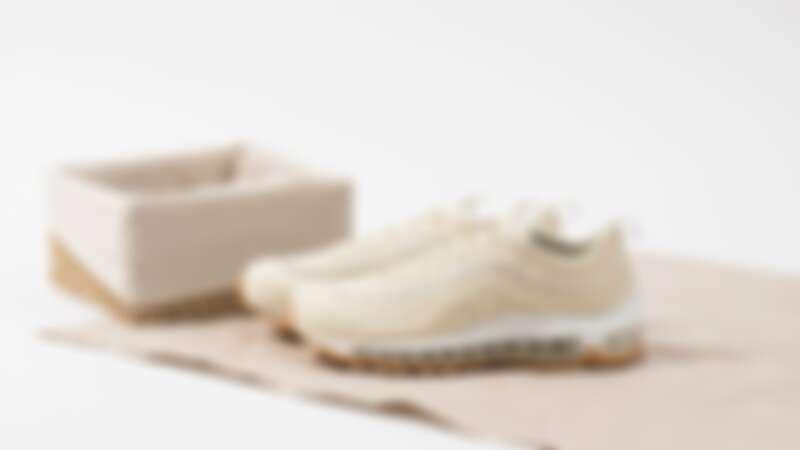Air Max 97 LX溫暖奶油白,NT5,600
