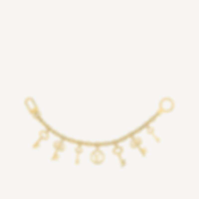 Louis Vuitton X Fornasetti鑰匙鏈帶,售價NT$24,900