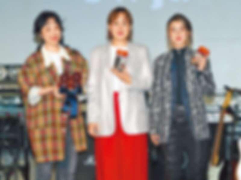 鮮于貞娥曾在2019年來台灣開過演唱會並與魏如萱結識