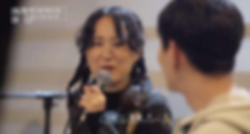 鮮于貞娥 與 溫流 演唱〈你與我的距離〉