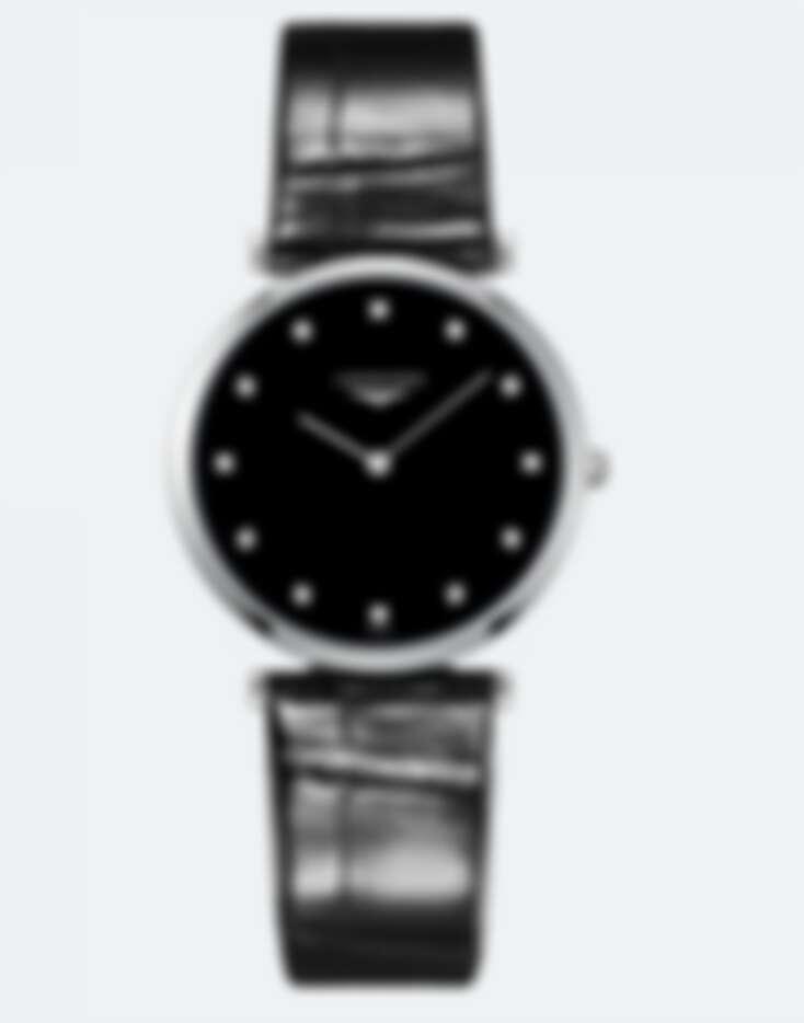 La Grande Classique 嘉嵐系列,錶徑33mm,石英機芯,點鑽時標,參考售價HK$10,800