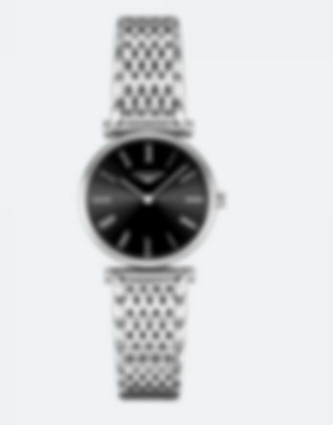 Longines 浪琴表 La Grande Classique 嘉嵐系列,錶徑24mm,石英機芯,參考售價HK$8,200