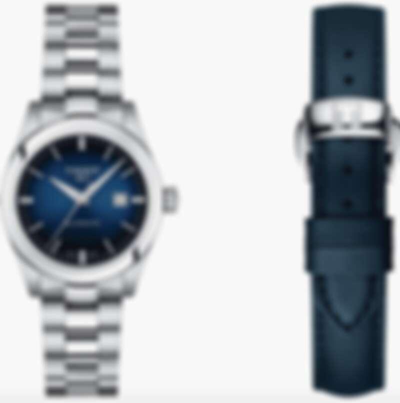 Tissot 天梭 T-Classic 系列,錶徑29.3mm,機械機芯,參考售價NT$26,400