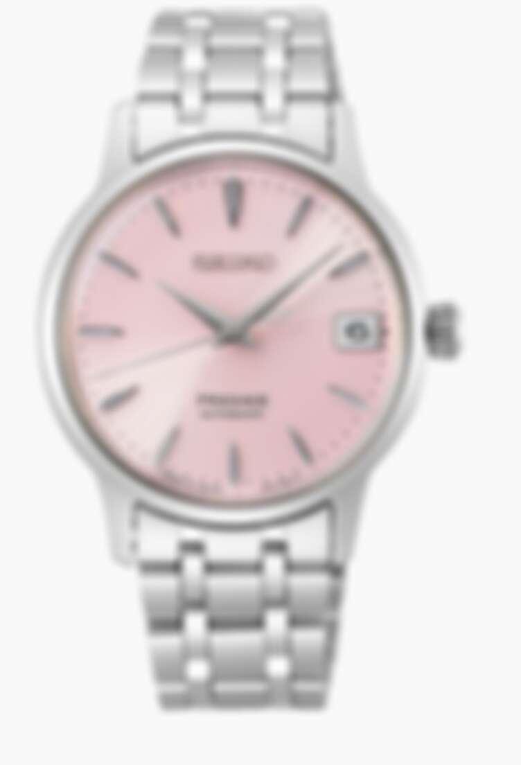 Seiko 精工錶 Presage 系列日期功能手錶,錶徑33.8mm,機械機芯,售價$14,000