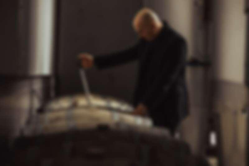天夢香檳酒莊酒窖總管與葡萄栽培負責人 Bertrand Lhôpital 是家族第四代傳承者。