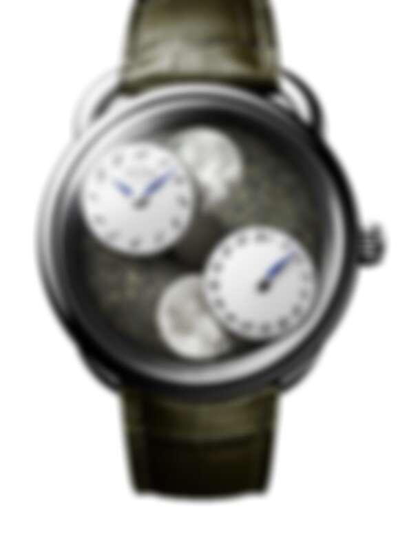 Hermès Arceau L'Heure De La Lune 月讀時光腕錶