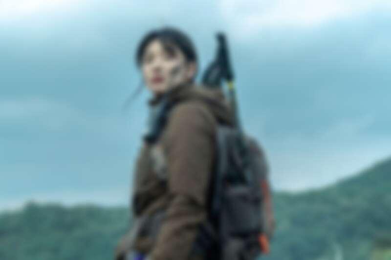 全智賢、朱智勛 年度大戲《智異山》定檔10月23日