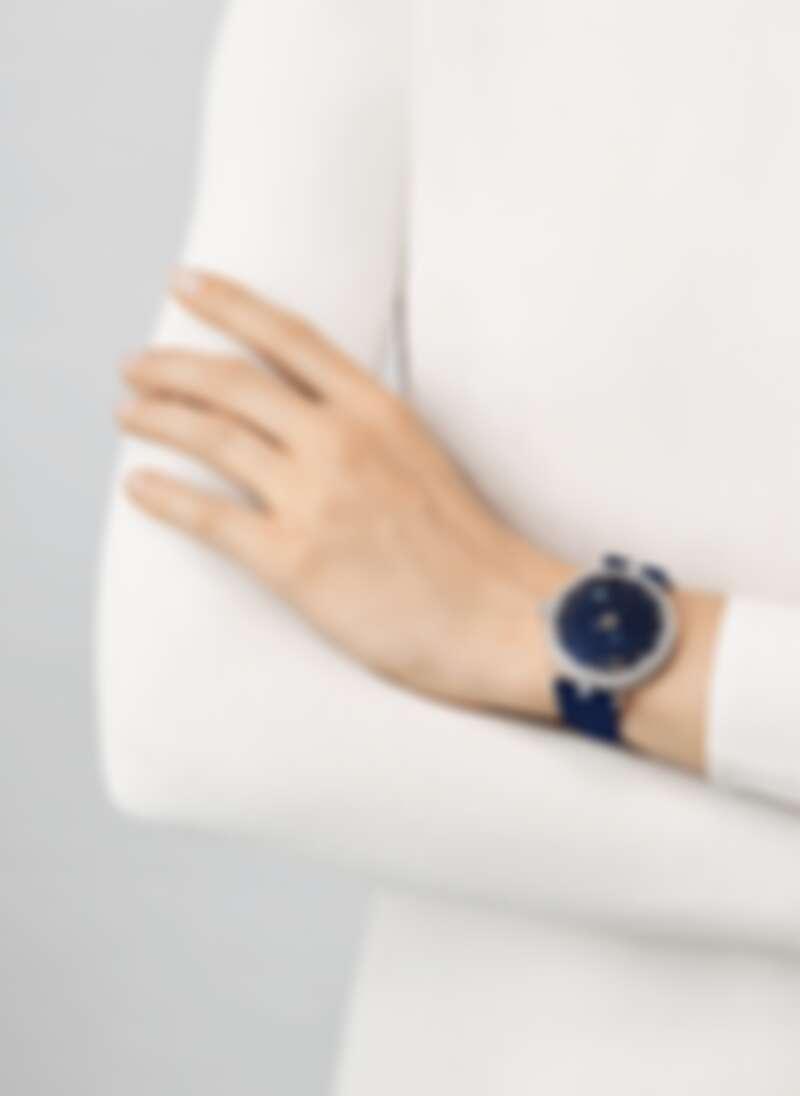 Van Cleef & Arpels - Lady Arpels Planetarium腕錶,建議售價約新台幣$7,480,000元