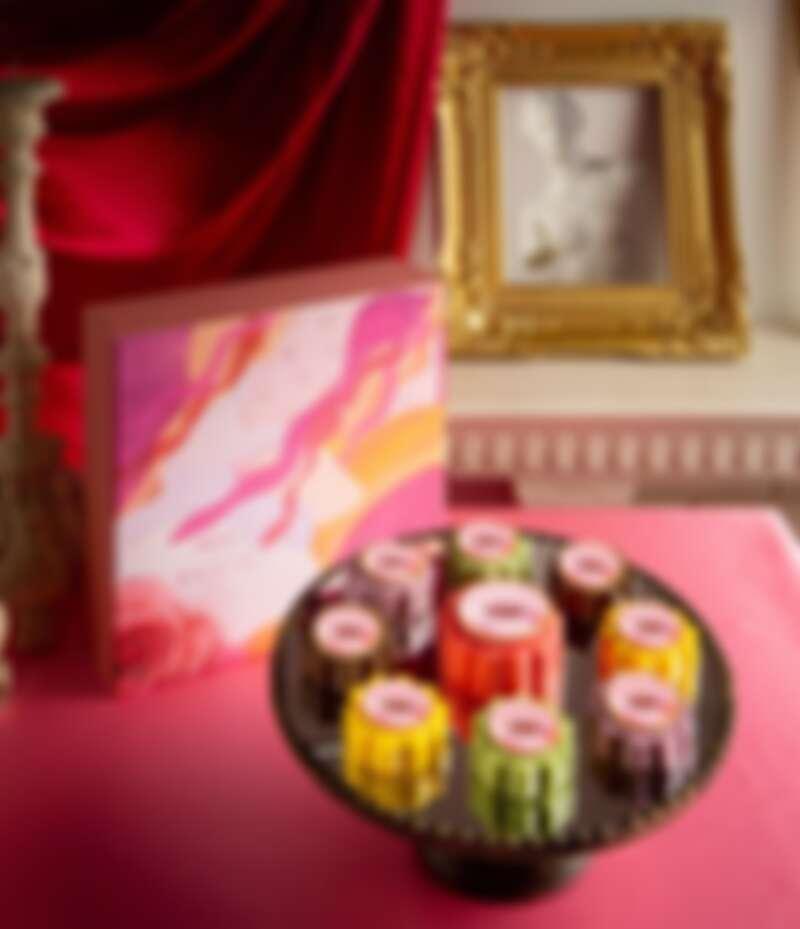 「維納斯之秋」冰淇淋月餅禮盒,NT2,980(9入)