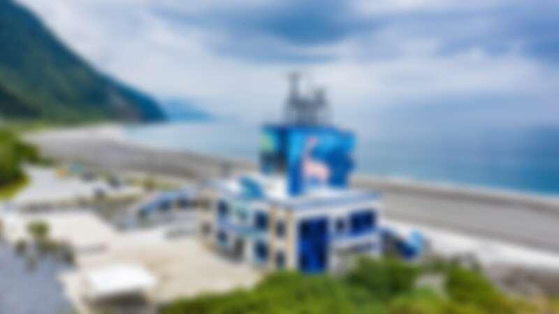 「漢本海洋驛站」8月初試營運
